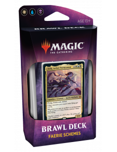 Magic Throne of Eldraine Brawl Deck Faerie Schemes