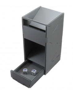 Folded Space Dice Tower