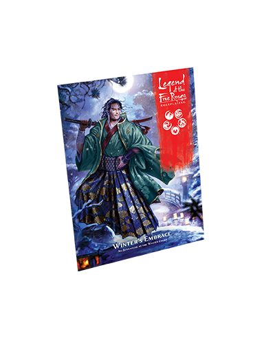 Legend of the Five Rings RPG Winters Embrace