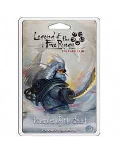 Legend of the Five Rings LCG Masters of the Court