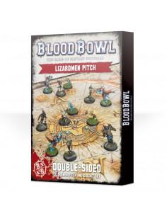 BLOOD BOWL: WOOD ELVES PITCH & DUGOUTS