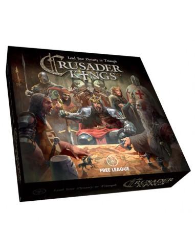 Crusader Kings Boxed Game