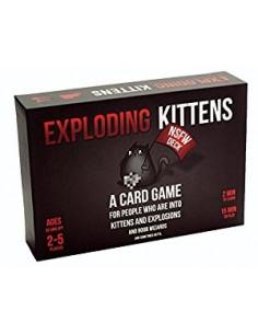 Exploding Kittens NSWF Ed.