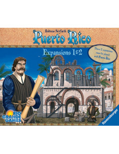 Puerto Rico Expansion 1 & 2