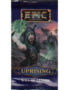 Epic Card Game Uprising - Will of Zannos