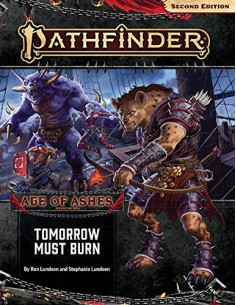 Pathfinder P2 Tomorrow Must Burn