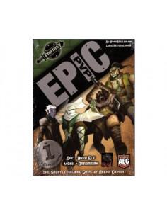 Epic PvP Fantasy Exp 1