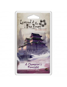 Legend of the Five Rings LCG A Champions Foresigh