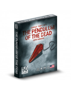 50 Clues The Pendulum of the Dead
