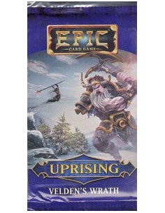 Epic Card Game Uprising - Veldens Wrath