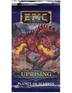 Epic Card Game Uprising - Flames of Scarros
