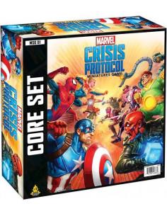 Marvel Crisis Protocol Coer Set