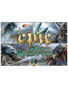 Tiny Epic Kingdoms Heroes Call 2nd Ed.