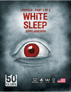 50 Clues White Sleep