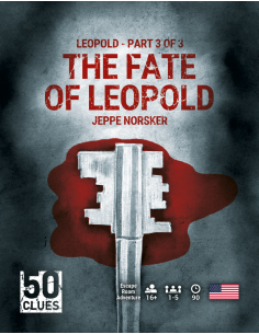 50 Clues The Fate of Leopold