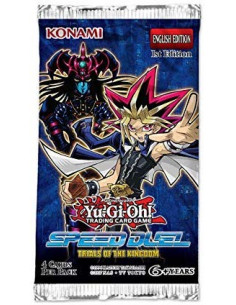 Yu-Gi-Oh! Trials of the Kingdom Booster