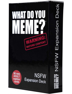 What Do You Meme? NSFW Expansion