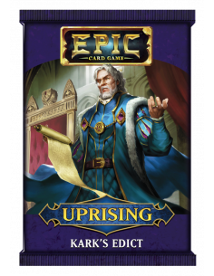 Epic Card Game Uprising - Karks Edict