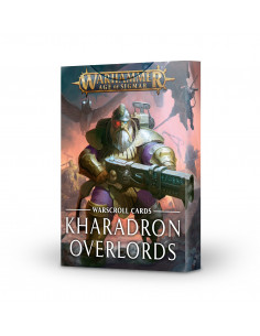 WARSCROLLS: KHARADRON OVERLORDS