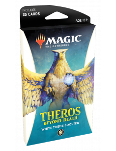Magic Theros Beyond Death Theme Booster White