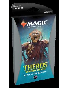 Magic Theros Beyond Death Theme Booster Black