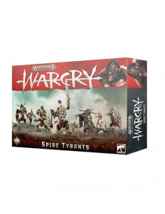 AGE OF SIGMAR WARCRY: SPIRE TYRANTS