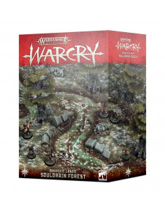 AGE OF SIGMAR WARCRY: SOULDRAIN FOREST