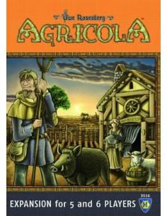 Agricola 5-6 Player Exp.