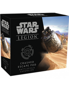 Star Wars Legion Crashed Escape Pod
