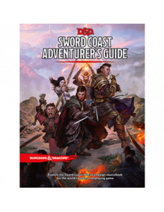 D&D 5th Ed. Sword Coast Adventurers Guide