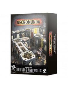 NECROMUNDA: ZONE MORTALIS COLUMNS & WALLS