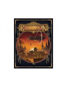 D&D 5th Edition Eberron Rising From The Last War Alternate Cover
