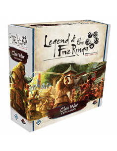 Legend of the Five Rings LCG Clan War