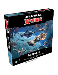 Star Wars X-Wing 2.0 Epic Battles Multiplayer Expansion