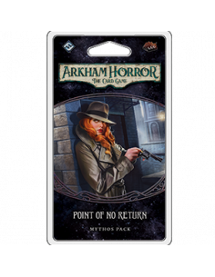 Arkham Horror Card Game Point of No Return