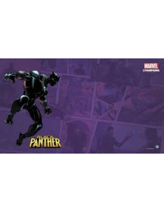 Marvel Champions Black Panther Game Mat