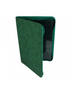 Blackfire 9-Pocket Premium Zip-Album Blue