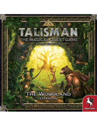 Talisman 4th Ed. Revised The Woodland Expansion
