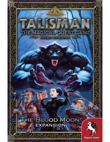Talisman 4th Edition Revised -  The Blood Moon