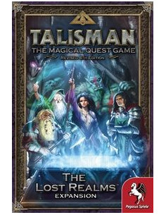 Talisman 4th Edition Revised - The Lost Realms