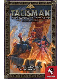Talisman 4th Edition Revised -  The Firelands