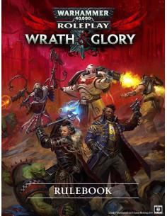 Warhammer 40K: Wrath & Glory RPG Rulebook