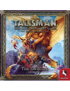 Talisman 4th Edition Revised -  The Dragon
