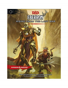 D&D 5th Edition Eberron Rising From The Last War