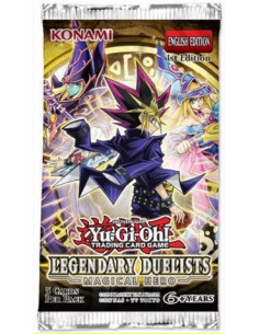 Yu-Gi-Oh! Legendary Duelist Magical Hero Booster