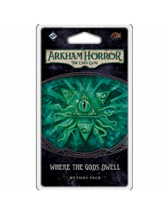 Arkham Horror Card Game Where the Gods Dwell