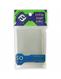 Sleeves FFG Clear 56x87 mm (Green)