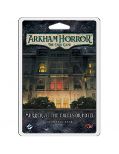 Arkham Horror Card Game Murder at the Excelsior Hotel