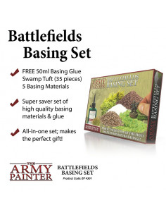 Battlefields Basing Set (2019)