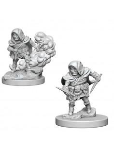 D&D Nolzur´s Miniatures Halfling Male Rogue